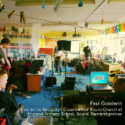 Live in the Reception Classroom of Bourn Church of England Primary School, Bourn, Cambridgeshire (2012)